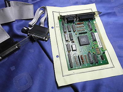 Serial/parallel I/o Card 2X Rs232 Serial Ports 2X Parallel Printer Ports