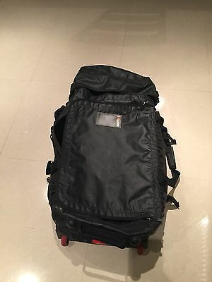 north face rolling thunder 110-120ltr