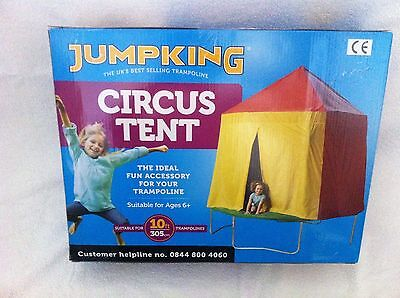 Circus Tent Trampoline Cover - 10 ft  Jumpking BNIB