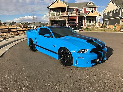 2011 Ford Mustang GT 2011 CERVINI MUSTANG GT ELEANOR