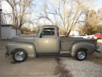 1950 Chevrolet Other Pickups  1950 350 Chevy Pickup Truck Collector Classic Restoration V8 RWD