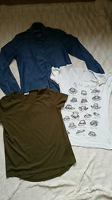 Women's Top Bundle Size M. Zara, Gap..