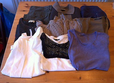 Bundle of Womens Clothes, Size 10, 10 Items, Next, Topshop, Dorothy Perkins Etc