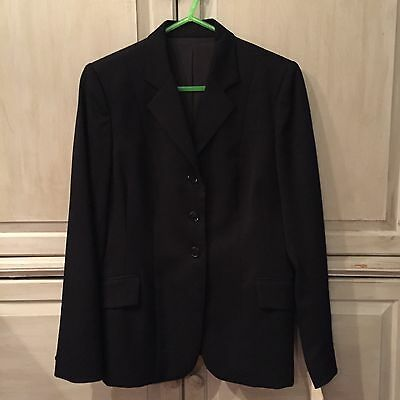 Tailored Sportsman Show Coat New Size 8