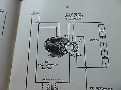 1947 Battery Charging Control Boards Voltage Amps Wiring Motor Generator Book