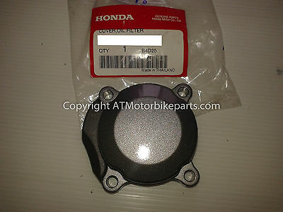 Honda CRF250 L CRF Oil Filter Cover 2012 2013 2014 2015 2016 *Free Tracking*