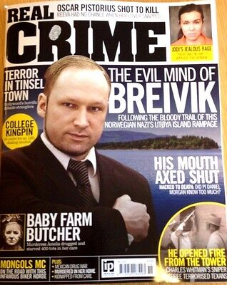 Real Crime Magazine Issue 15 (new) 2016