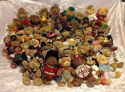 Joblot of 80 Teddy Bears - NO RESERVE