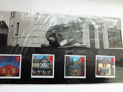 Post Offices Presentation Pack 279 1997