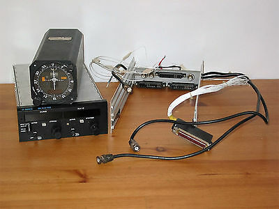 Narco Mk-12D+ (Plus) 14 Volt With Idme-891 Indicator + Tray & Wiring/plug Mk 12D