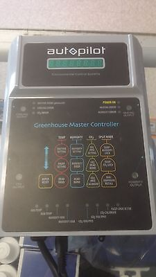 Autopilot Greenhouse Master Controller Remote Sensor Photocell CO2 Temp Humidity