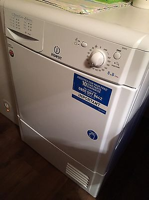 indesit tumble dryer 8 Kg Capacity 12 Months Old