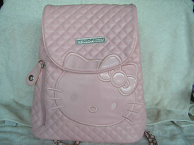 Hello Kitty Backpack Pink LOOK!!