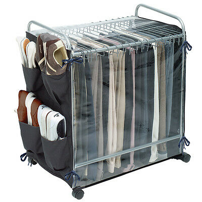 NEW Rolling Pant Trolley