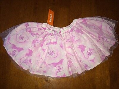 NWT Gymboree Girls Tutu Skirt Size 4T