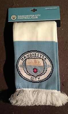 Manchester City bar scarf - New with tags