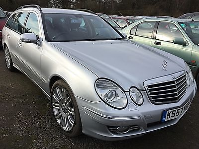 2008 Mercedes E280 Cdi Sport Auto Mega Spec, 7 Seats,leather,sat Nav,xenons