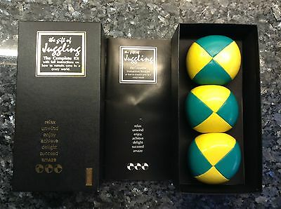 Juggling Ball Set BNIB with Instructions