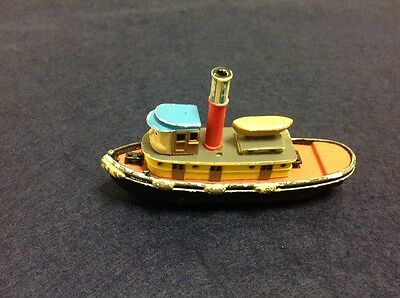 """Vintage ERTL Tugs """"Ten Cents"""" From TV Series Dated 1989"""