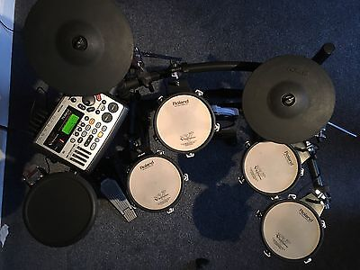 Roland Electric Drum Kit - TD8K