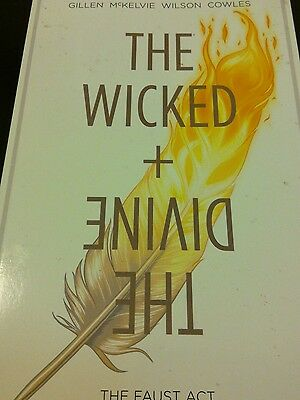 The wicked + the divine : the faust act