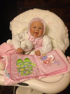 "Reborn Baby Doll "" Willow "" Realistic Newborn Lifelike"