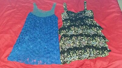 Bundle of 2 ladies dresses, size 12