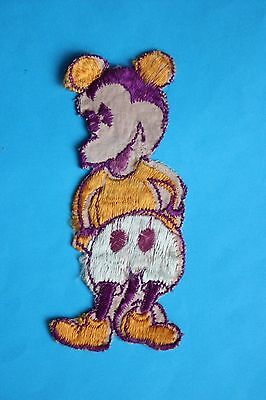 rare early vintage Disney Mickey Mouse Turmac tobacco silk premium Holland 1930