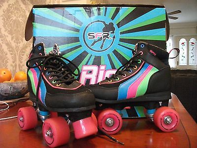 SFR Rio Roller Boots size 2