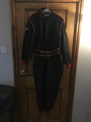 Sparco Race Suit Good Condition Size 50 - Rally, Race