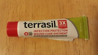 Terrasil™  Infection-Protection Wound Care Ointment 14g tube