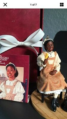 NEW Hallmark Ornament 2004 ADDY The American Girl Collection - African American