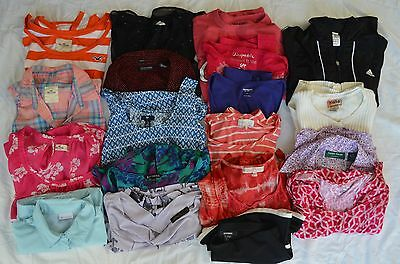 Women's size small mixed lot of clothes Hollister,Express & more
