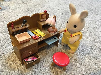 Sylvanian Families Toy Maker and Accessories
