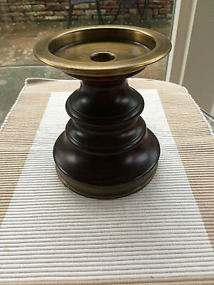 Large Candle Holder In Excellent Condition