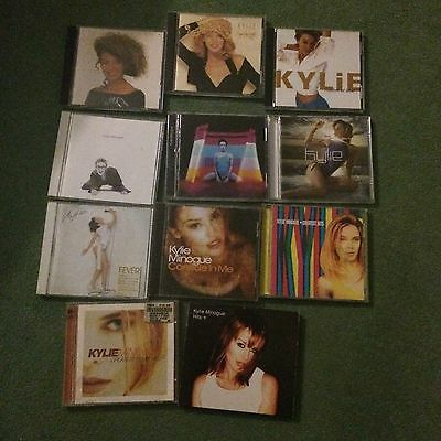 Kylie Minogue Cd Collection