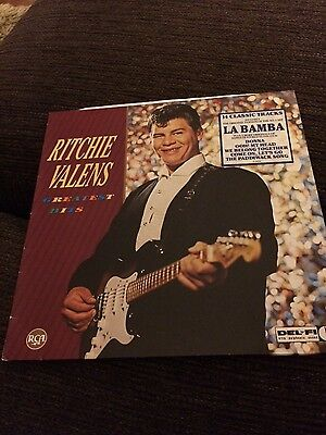 Ritchie Valens Greatest hits LP