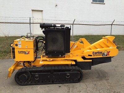 2017 Carlton 7015TRX Stump Grinder (Demonstrator)