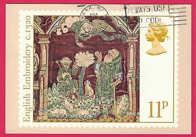 1976 Scott #800 Christmas Angel Appearing PHQ Card First Day Of Issue FDI