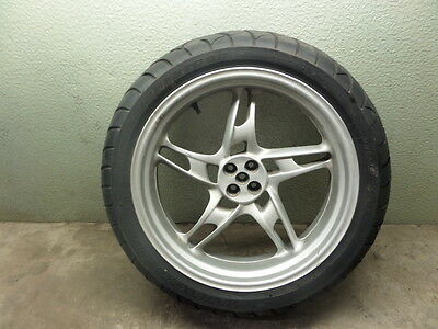 Bmw K1200Rs Rear Wheel Tire Package