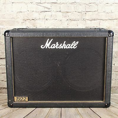 Marshall 1922 2x12 Cabinet W/ Celestion Speakers