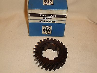 NOS Triumph 2nd Gear for Countershaft, fits TR3/TR4/TR4A/TR5/TR250/TR6