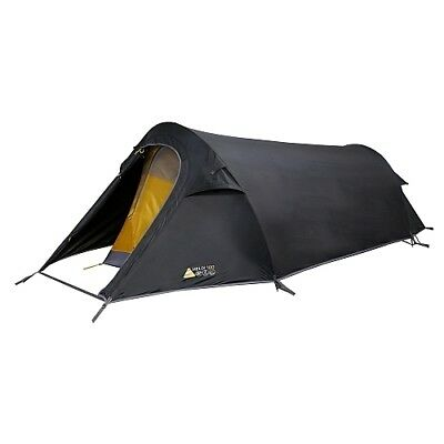 Vango Helix 100 - Anthracite - 1 Person Tent (Vte-He100-M) Camping Hiking