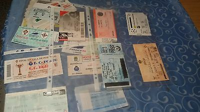 34 football tickets 1997-1998