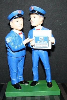 Maytag Man Bobbleheads VERY RARE (out of box)