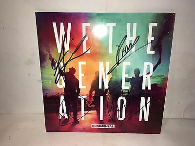 Rudimental We Are The Generation Lp Signed