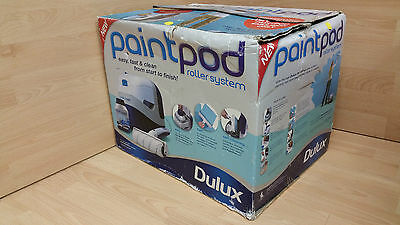 ⭐ Dulux Paint Pod Roller System DIY Decorating Set Kit Machine ⭐ WATCH VIDEO!!!!