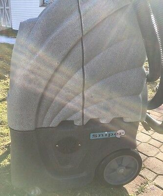 Heated Sand is 100 PSI Carpet cleaning Extrator