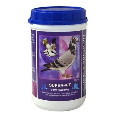SUPER-VIT 650gr  for Racing Pigeons