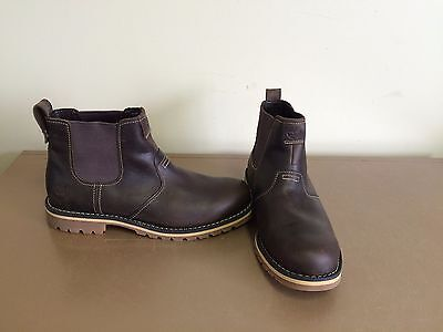 Mens Timberland Slip On Boots Size 9